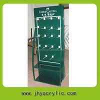 Top quality useful wire rack/hanging file metal file racks