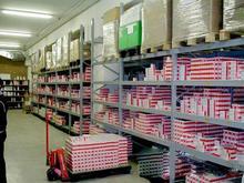 fabbrica di vendita diretta scaffalature metalliche per garage con grande capienza di carico di capacità
