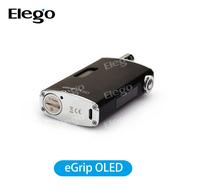 China wholesale elego eGrip OLED CS Joyetech Red e-cigarette , original joyetech egrip new vision /egrip oled new 30w
