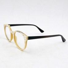 Custom logo high quality buffalo horn eyeglasses frames