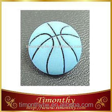 Plastic decoration clothing accessory ball buttons
