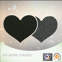 Beautiful little flower/cross pattern wool/polyester/other tweed fabric for fashion and formal wear