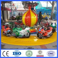 kids cheap amusement ride motorbike racing for sale