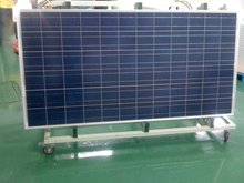 Poly solar panel 300W, price per watt solar panel, Chinese manufacturer direct sales on alibaba