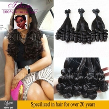 Top Quality 8a Grade Romance Curls 100% Peruvian Human Hair