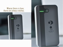 Emergency cell phone accessories mobile power bank with FCC CE RoHS