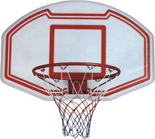PE basketball board rim
