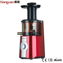 Best selling multifunctional slow juicer extractor with competitive factory price without patent problem