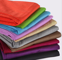 textiles sateen 100% cotton fabric for bedding