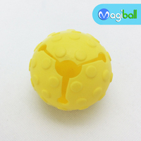 rubber cover Rubber Nubby protective case for magiball