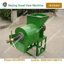 El más popular tornillo prensa de aceite de palma fresadora