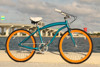DOMLIN Customized 26 Inch Mans chopper electric beach cruiser bicycle
