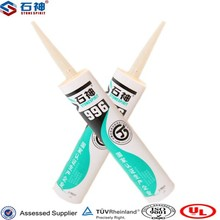 General purpose 300ml construction silicone sealant with fast curing and factory price