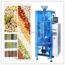 Automatic sachet bag weighing and packing machine for pecan nut
