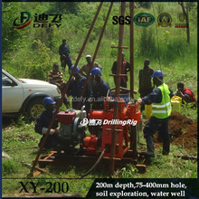 Cheap powerful mining equipment core drill used