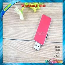 CE/ROHS/FCC slide usb flash drives direct buy china