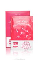 Anti-aging Anti wrinkle Moisturizing Red Wine Polyphenol Mask