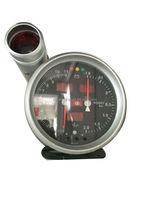 "LED7788 5""6 IN 1 air/fuel ratio auto gauge meter WATER TEMPTACHOMETER BOOST AIR/FUEL RATIO auto accessories VOLTS VACUUM holder"
