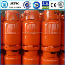 6KG LPG Gas Cylinder With TPED/DOT/CE Certificate