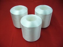 fdy high tenacity polyester thread raw material sewing threads bright raw white (45D-420D/2ply/3ply)