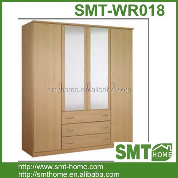 4 porte nouveau design mdf chambre en bois num rique - Panneau mdf 3mm ...