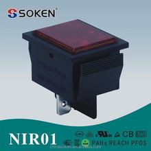 Soken NIR01 t85 250 V neón uso de equipos de luz indicadora