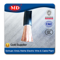 Low voltage PVC installation insulated electrical flexible cable