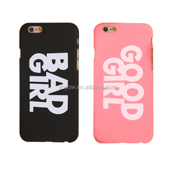 2015 New Hard Plastic Customized Phone Case, For IPhone 6 custom Case