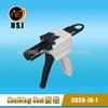 50ml 4:1/10:1 Dental dual glue dispensing gun for adhesives sealants