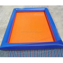 Contemporary promotional pvc family inflatable pool