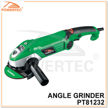 POWERTEC 1200w 115/125mm Electric angle grinder,power tool