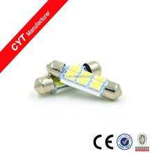 3W 5730 39mm White Led Car Interior Ceiling Lights