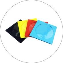 Plastic Dvd Storage Paper Sleeve