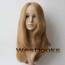 Best Vendors For Orthodox Jews Medium Length Straight Jewish Wig European Hair