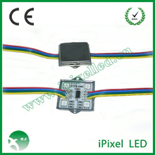 High brightness digital rgb led sign module dc12v backlight pixel led light