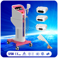 HIFU face lifting machine neck and wrinkles lifting devices