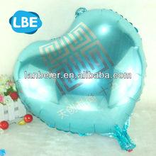 18 inch fashion promotional color foil ballon