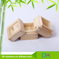Mini wooden dim sum Steamer Basket,bamboo steamer boxes for Cooking Tools Sets