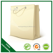 Customized new products recyclable chocolate paper bag