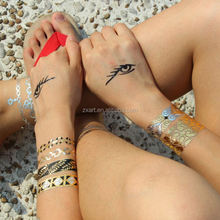 fake gold tattoo fashion accessories made in china