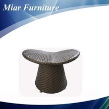 Outdoor Rattan Furniture Rattan Footstool 302096D