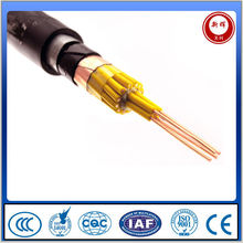 pvc insulated control cables