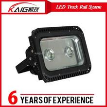 150w 200w black IP65 outdoor led flood light fixtures, aluminum led flood light fittings
