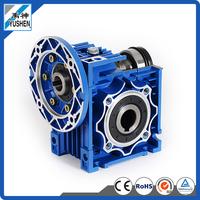NMRV040 Ratio 20/40/60 B5/B14 Flange lawn mower gearbox