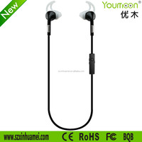 Low price bluetooth v4.1 earbud for sport, factory priced bluetooth earphone for iphone s, iphone plus, samsung, htc, xiaomi