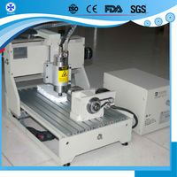 air cooling spindle servo motor milling mould desktop mini 5 axis wood carving engraving machine 3D cnc router