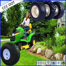 Lawn & Garden carrinho de golfe agrícola e pneus de trator