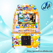 2015 New Coin Operated Snook Ball Game Machine