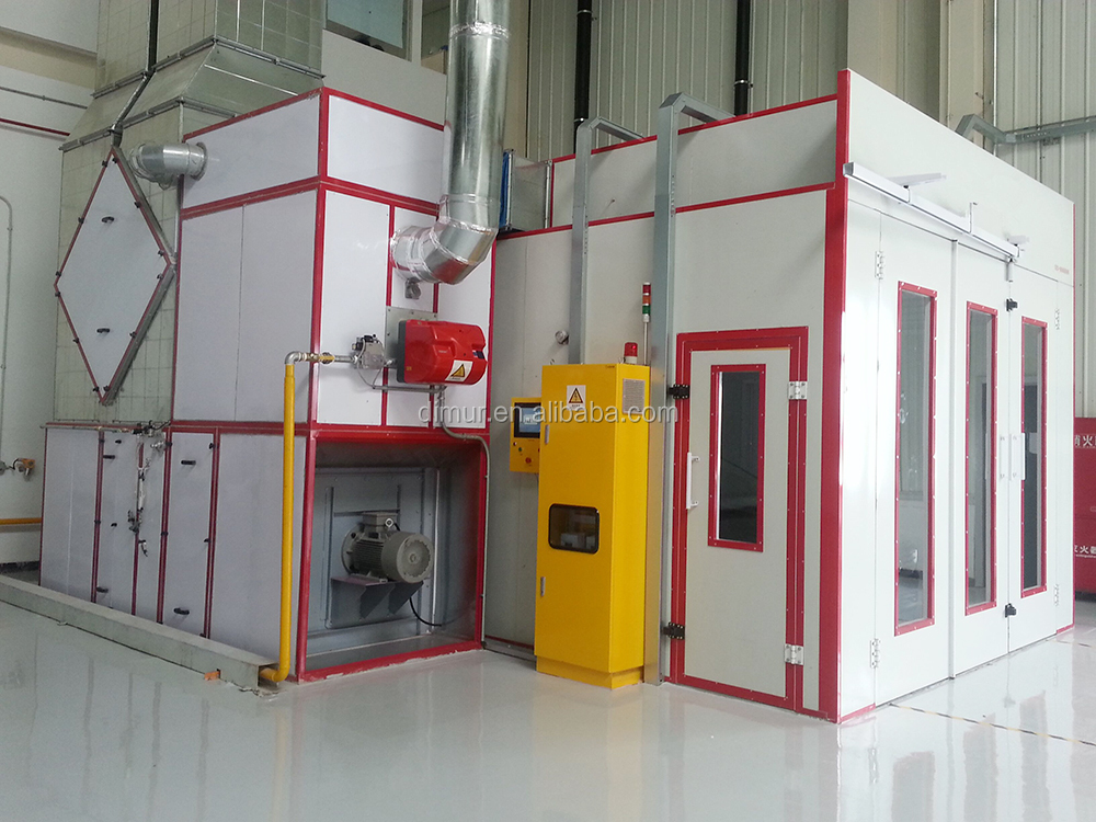 Industrial Painting Booths : Industrial vehicle spray paint booth car wash equipment