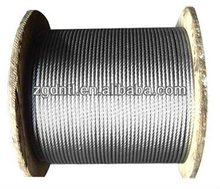 AISI 6*36WS+IWRC stainless steel wire rope for coal